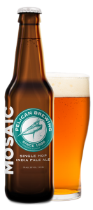 Pelican Brewing Company releases 50X medal winner Tsunami Stout in 6 packs, re-releases popular Mosaic single hop IPA