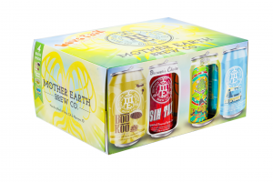 "MOTHER EARTH BREW CO. RELEASES THE ""LOVE PACK"" CRAFT CAN MIX-PACK TO DISTRIBUTION"