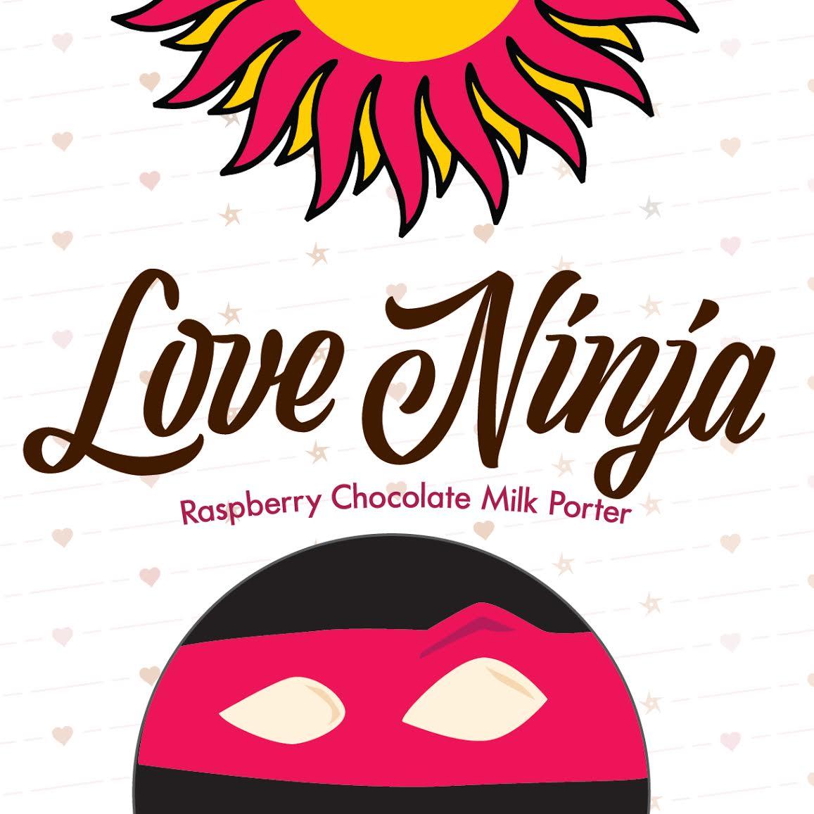 Asheville Brewing Releases 2017 Love Ninja Porter | Brewbound.com