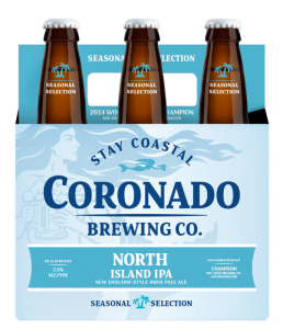 Coronado Brewing North Island IPA