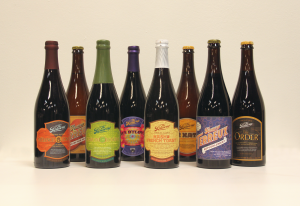 The first beers of 2017 from The Bruery(R) and Bruery Terreux(R) released to Society members today
