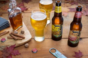 NEW from Angry Orchard: Tapped Maple (Seasonal)