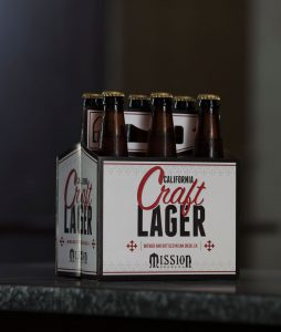 Mission Brewery Releases California Craft Lager in 6-packs