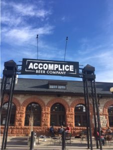 Accomplice Beer Company now brewing craft beer in Cheyenne., Wyoming