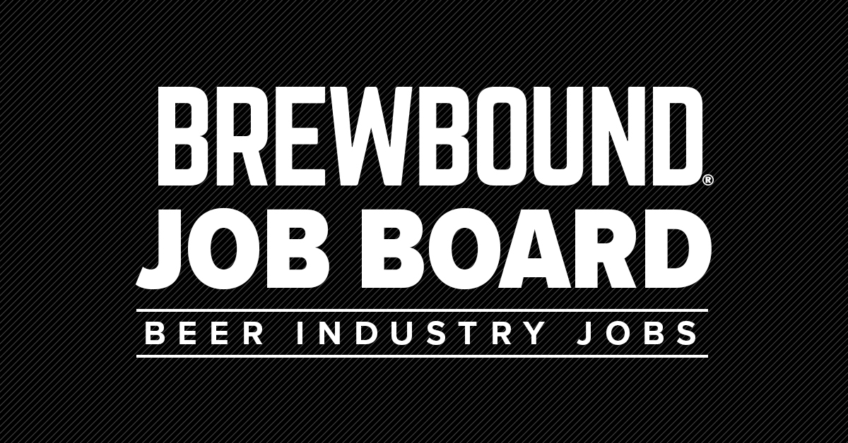 Brewbound. ..Job Board