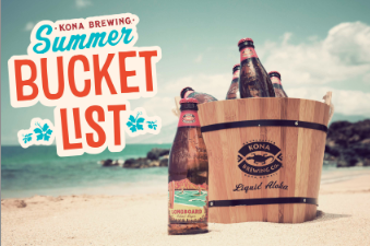 Kona Brewing Company Announces Summer Sweepstakes | Brewbound