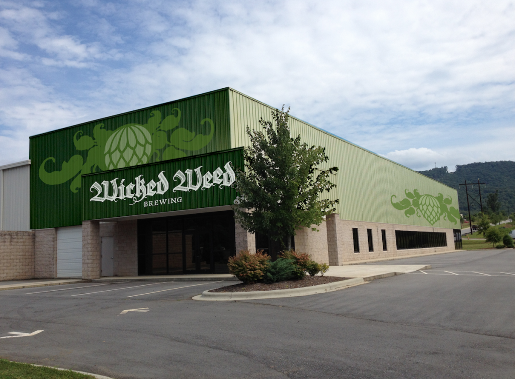 wicked weed facility