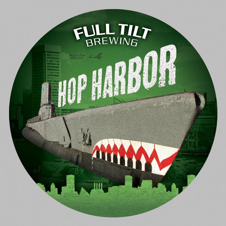 Full Tilt to Release Hop Harbor | Brewbound