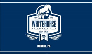 Whitehorse Brewing Logo