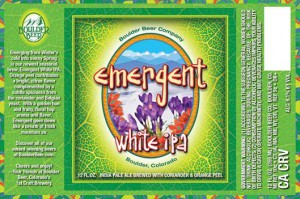 emergent white ipa boulder beer