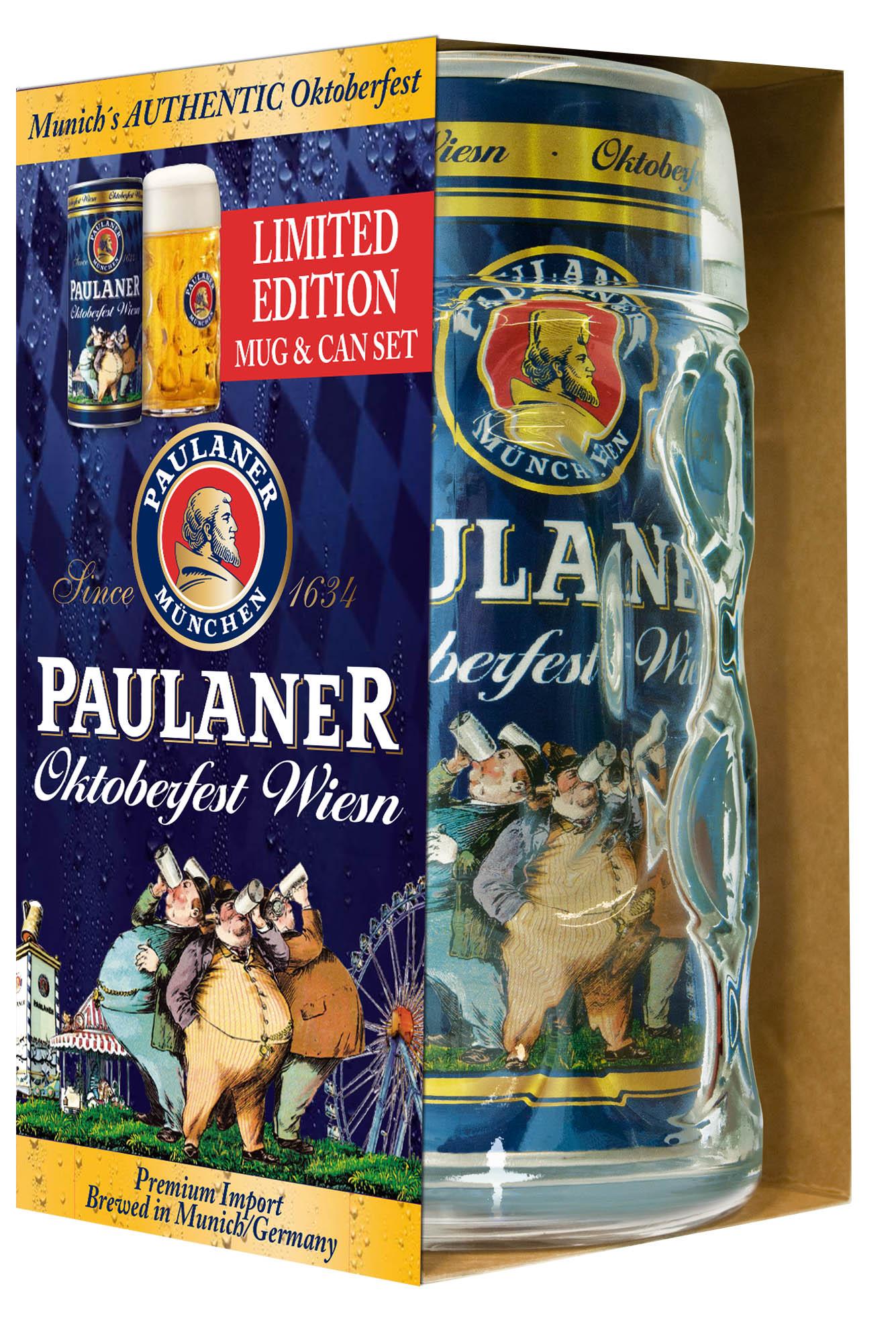 Paulaner Usa Reintroduces Oktoberfest Wiesn Gift Set
