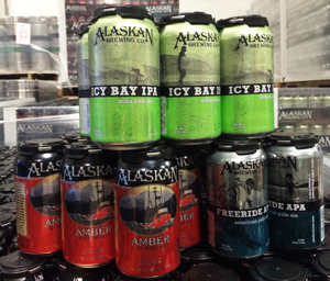 Alaskan Brewing Now Selling Cans in 'Lower 48' Markets