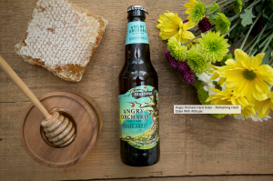 angry orchard summer honey