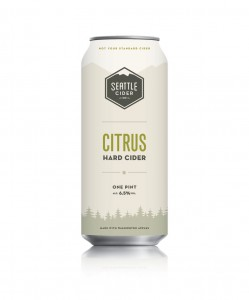 seattle cider citrus hard