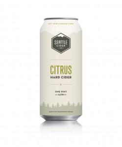 seattle cider citrus hard