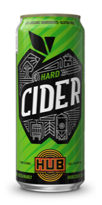 HUB Hard Cider Small