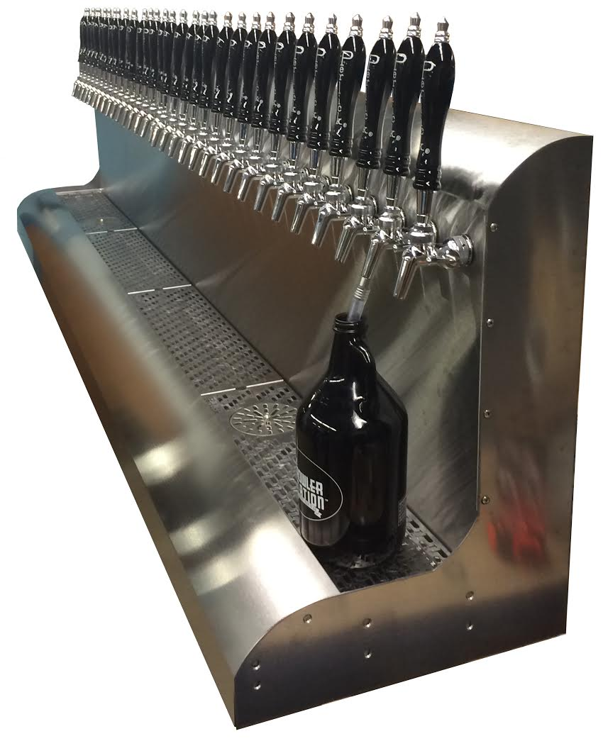 Perlick Introduces New Modular Wall-Mount Beer Dispenser | Brewbound.com