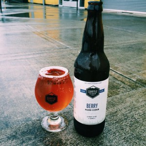 seattle berry cider