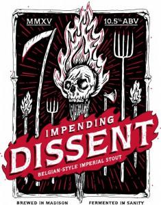 ale asylum impending dissent