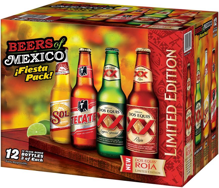 Heineken Usa Debuts New Limited Edition Dos Equis Variety Pack Brewbound