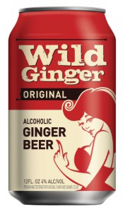 Wild Ginger Brewing Company Ginger Beer