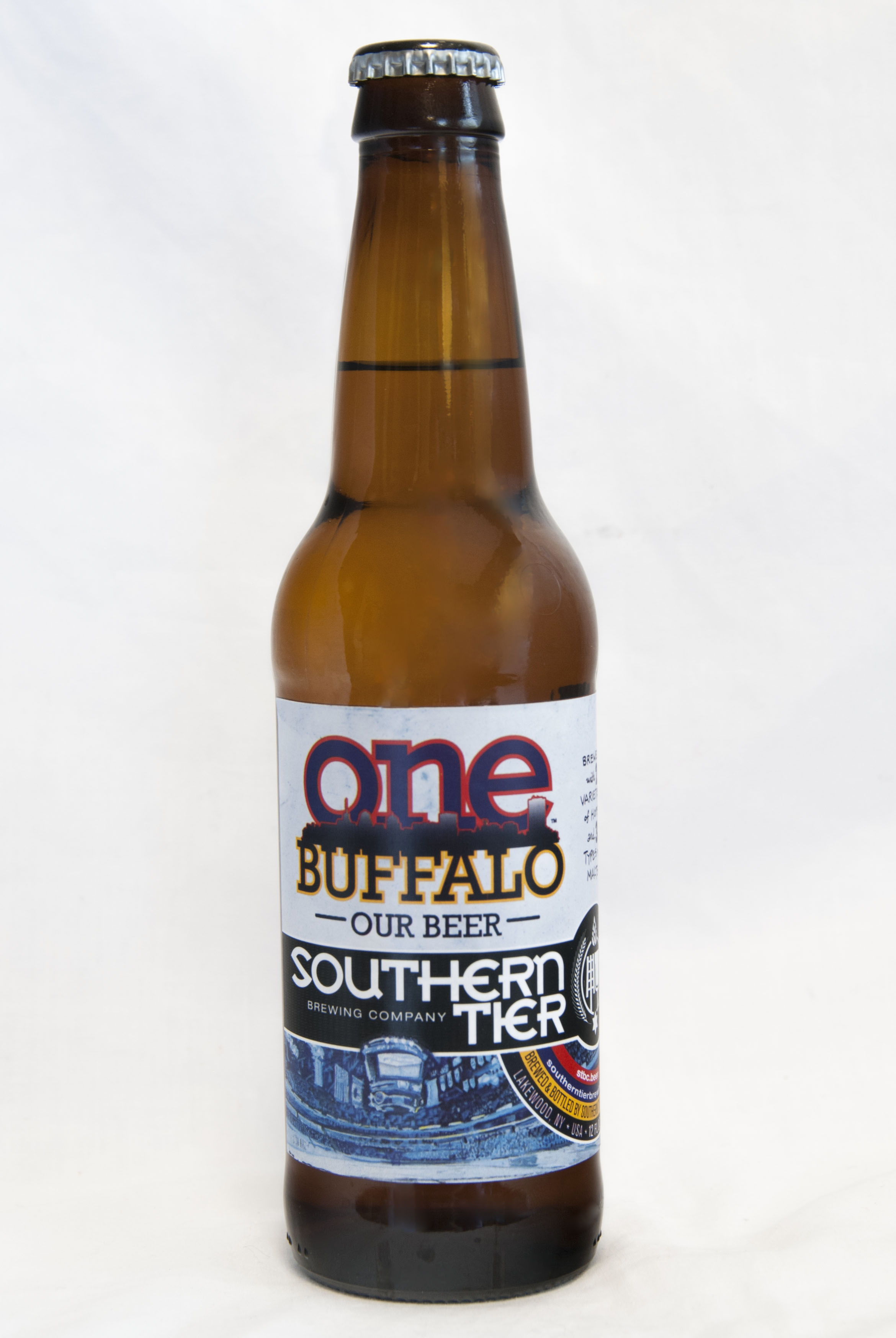 buffalo bottle craft southern tier bottles one buffalo our brewbound 1176