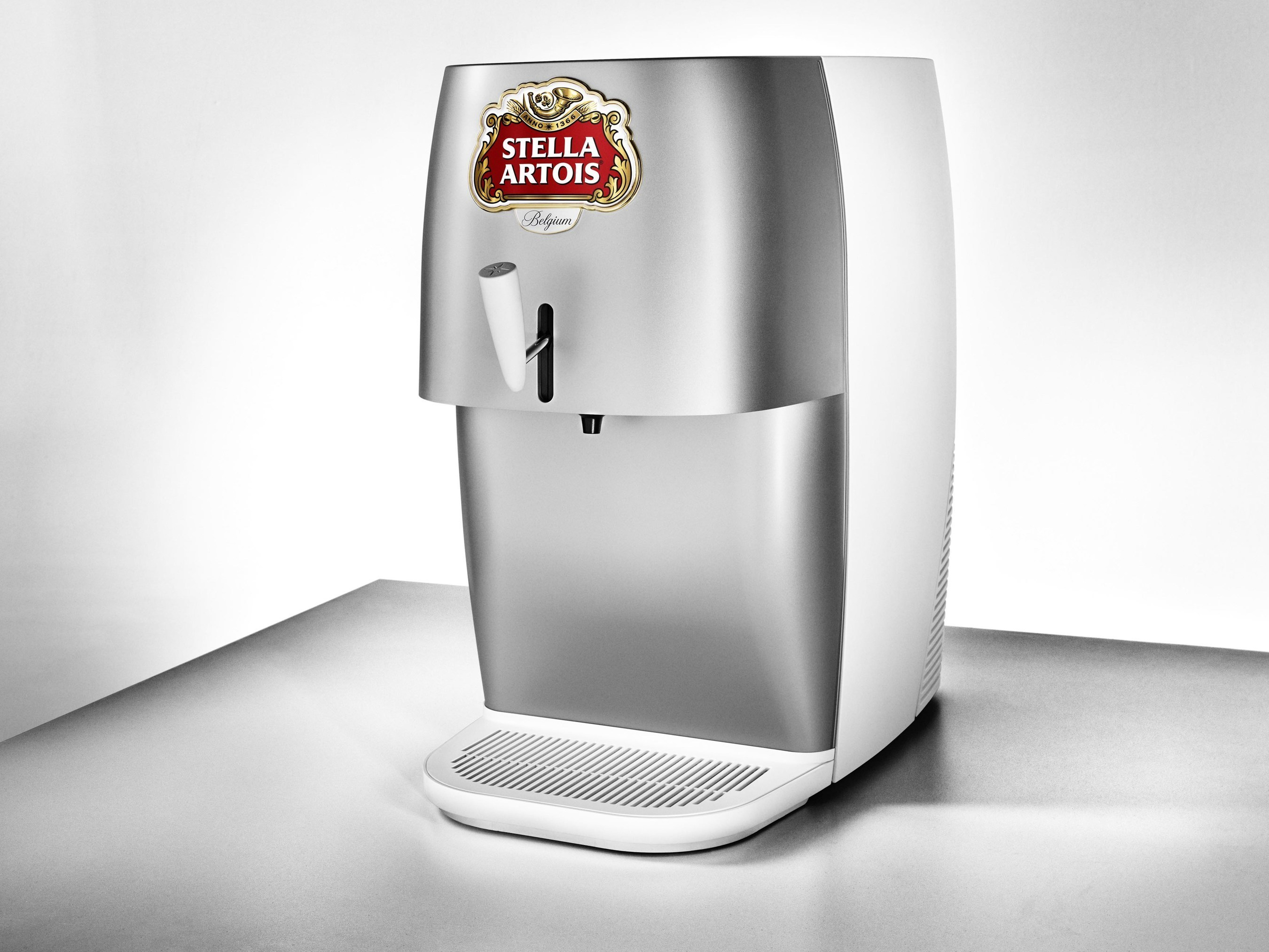 Stella Artois Rolls Out Countertop Draft Unit For On