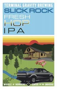 Slick Rock Fresh Hop IPA