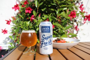 Super Fresh - A wicked dry hopped pilsner