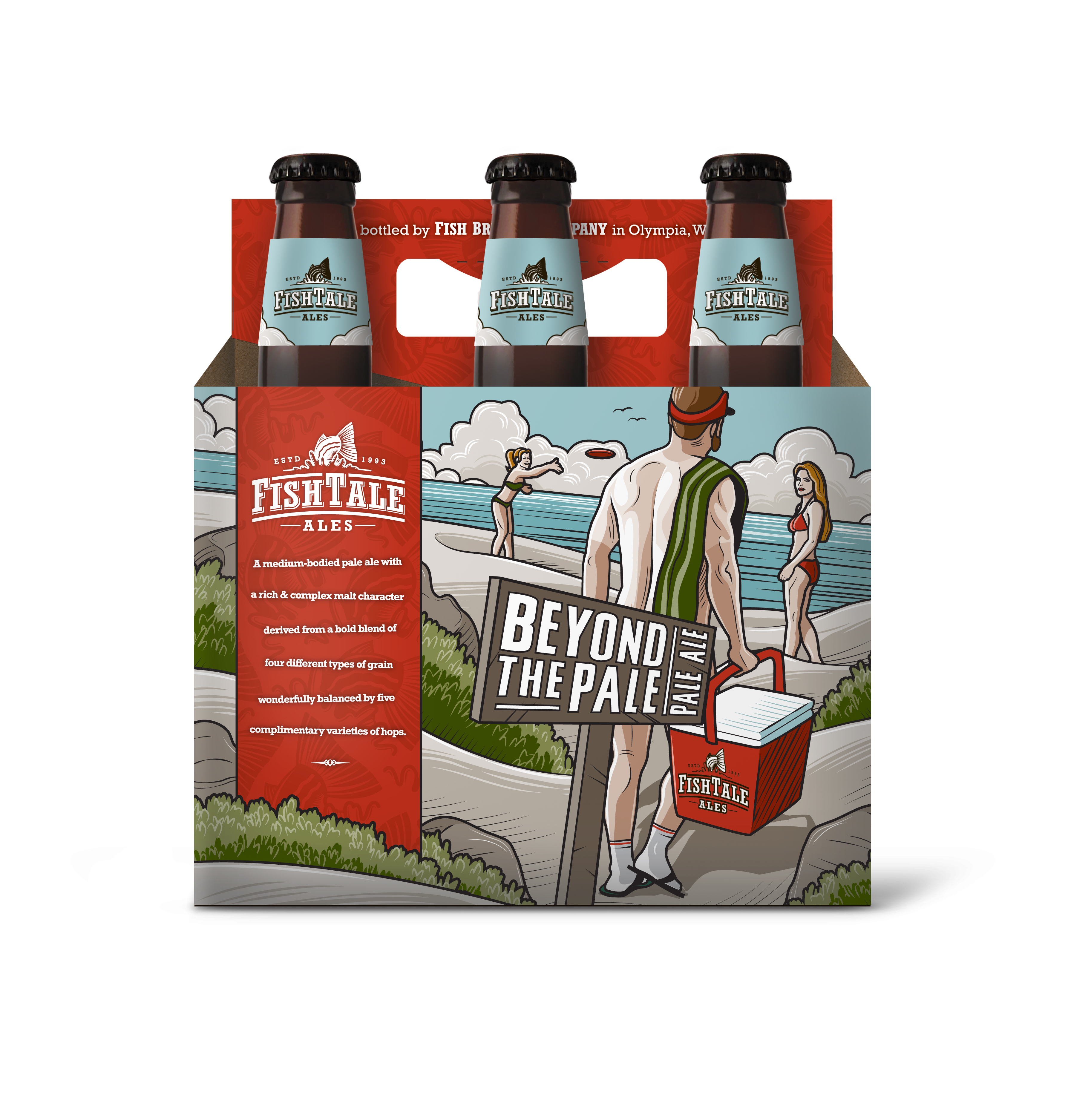Fish Tale Beyond the Pale Ale Named 'World's Best Beer ...
