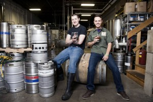 Crowdsourced Brewery MobCraft Beer Signs with River City Distribution - Press release