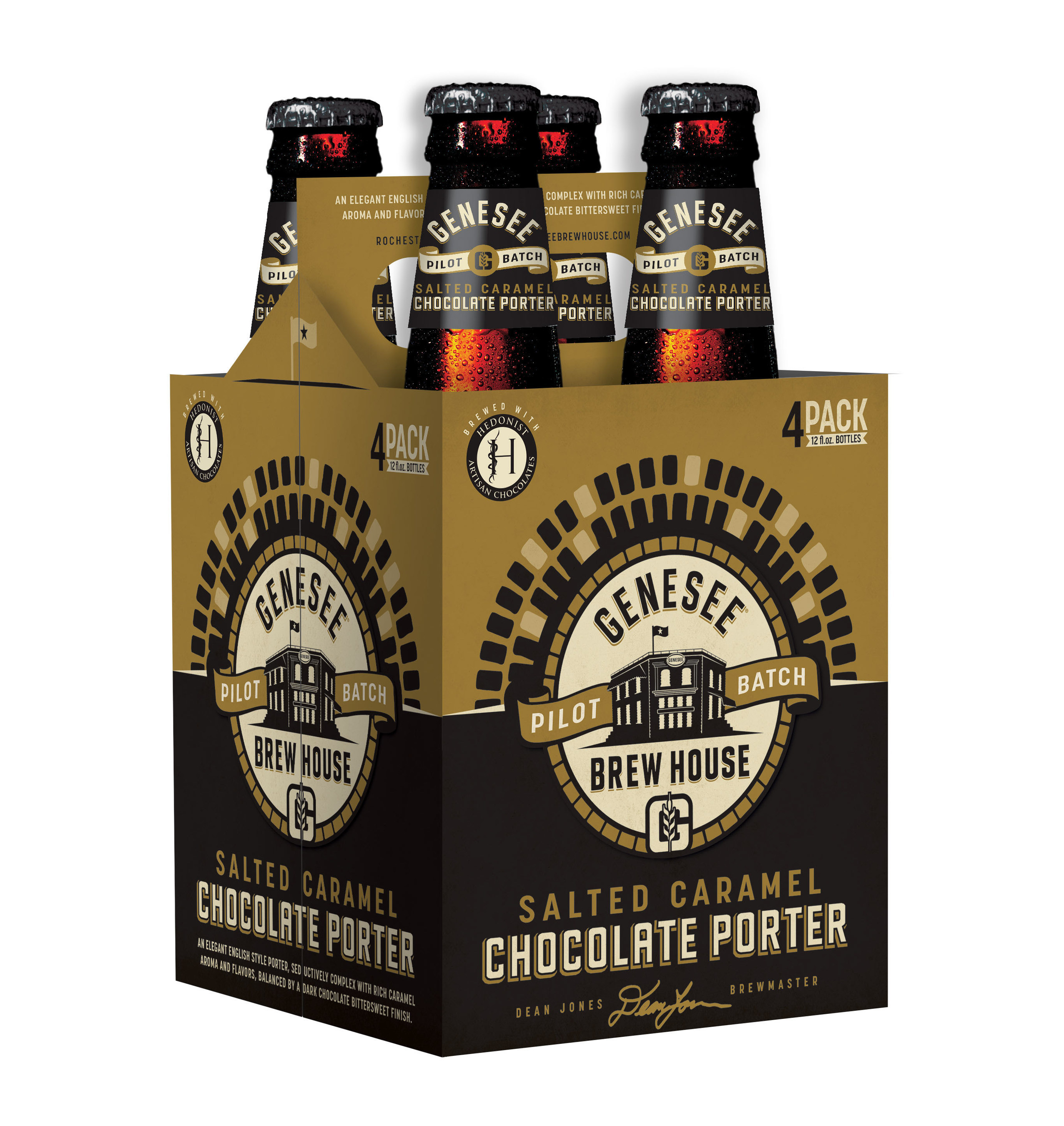 Genesee Brewery Launches New Salted Caramel Chocolate Porter ...