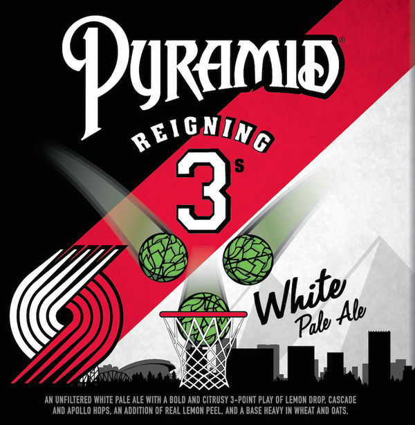 Portland Trail Blazers Reddit: Pyramid Launches Limited-Edition Beer With Portland Trail