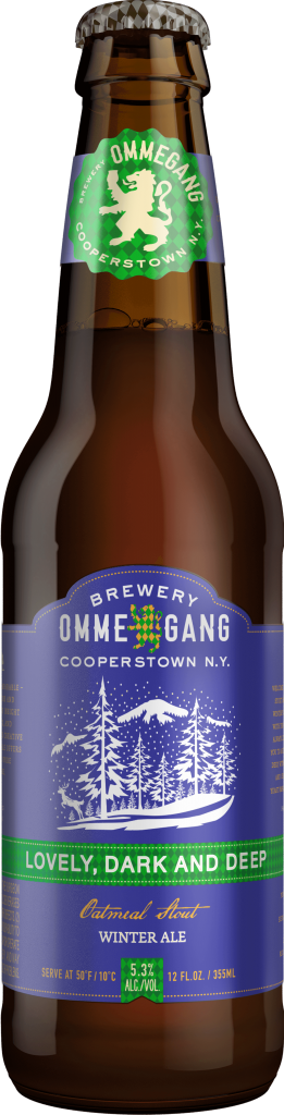 Ommegang Lovely Dark and Deep