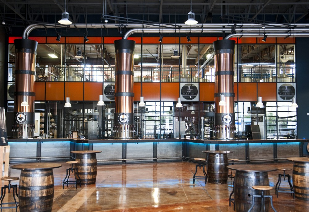 Alesmith Brewing Opens San Diego 39 S Largest Tasting Room