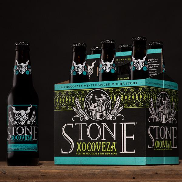 Stone Brewing Releases Xocoveza Mocha Stout   Brewbound