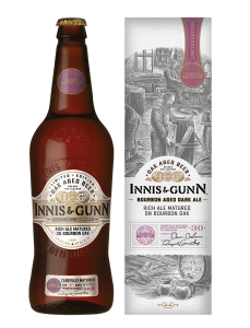 Innis  Gunn Bourbon Aged Dark Ale 660ml box (2)