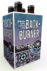 Southern Tier back burner