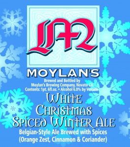 Moylan's White Christmas
