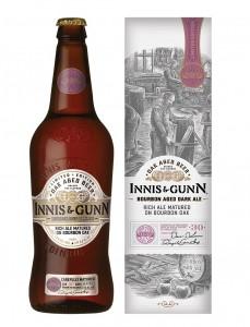 Innis Gunn Bourbon Aged Dark Ale