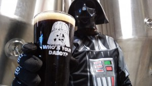 Mispillion Darth Vadar Beer