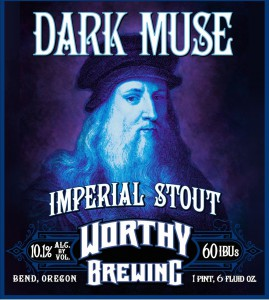Worthy Brewing Dark Muse