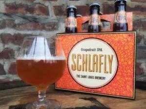 Schafly Grapefruit IPA