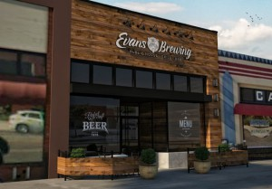 Evans Brewing Pub