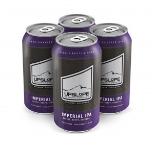 Upslope's Big Two: Imperial IPA Now Available in 12-ounce Cans and Backbone Media Named as Agency of Record
