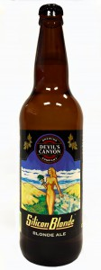 Devil's Canyon Silicon Blonde Ale