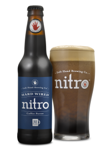 Left Hand Brewing Hard Wired Nitro