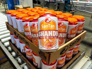 SanTan Grapefruit Shandy