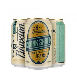 Braxton Brewing Crank Shaft