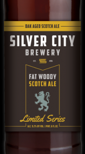 Silver City Brewery Fat Woody Scotch Ale
